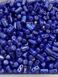 Rulla Beads Luster Opaque Blue L33050