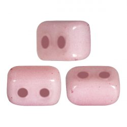 Ios Par Puca® 5,5 x2,5 mm Opaque Lt Rose Ceramic Look 14494