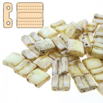 Fixer Beads Horizontal 8x7mm Chalk Rembrandt 43500
