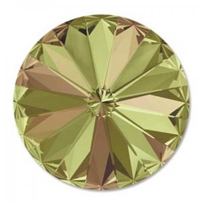 Swarovski 14mm - Crystal Luminous Green