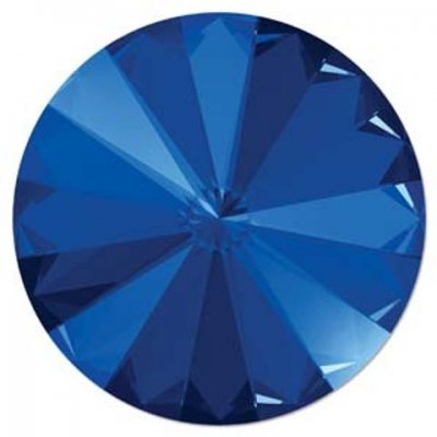 Swarovski 14mm - Majestic Blue Foiled