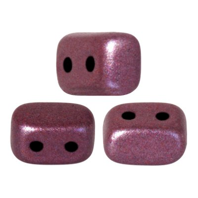Ios Par Puca® 5,5 x2,5 mm Metallic Mat Dark Violet 94108