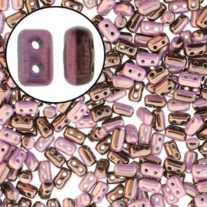 Rulla Beads Duets Black/Purple 15726