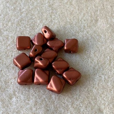 Silky Beads - Copper - 01750
