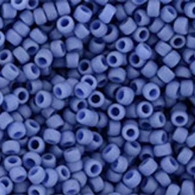 Toho seedbeads 15/0 Semi Glazed - Soft Blue - 2606F